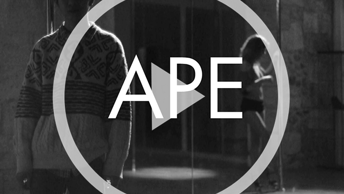 Ape – Sweat Like An Ape