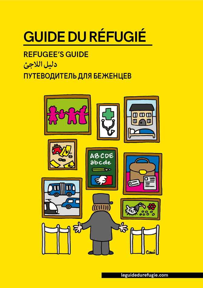 le guide du refugie couverture guide numerique laurent labat